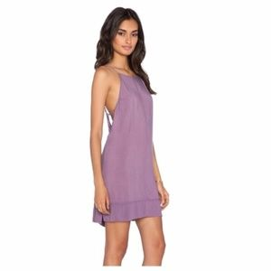 Intimately Free People Lavender Slip Size Medium
